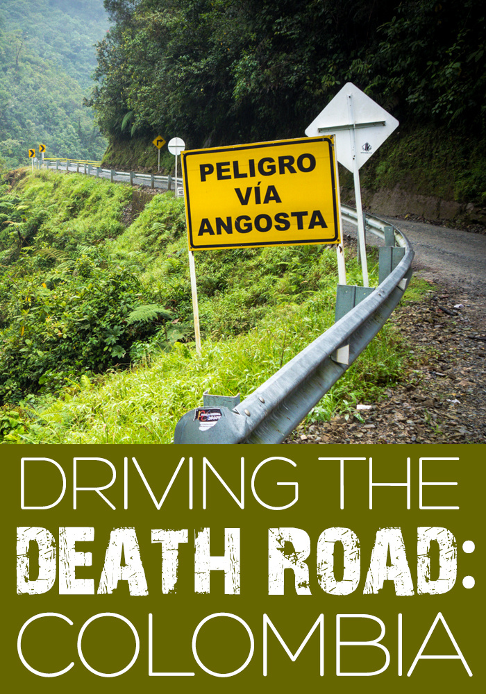 colombia death road putumayo ruta 10